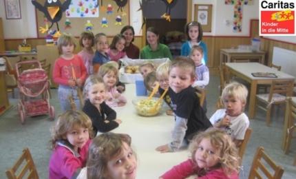 Kindergartenbelieferung
