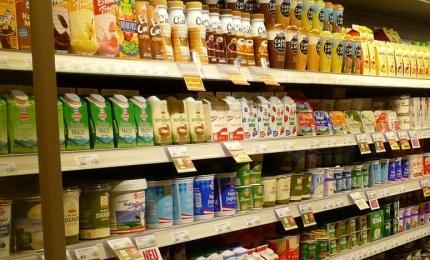 Regionale Milchprodukte